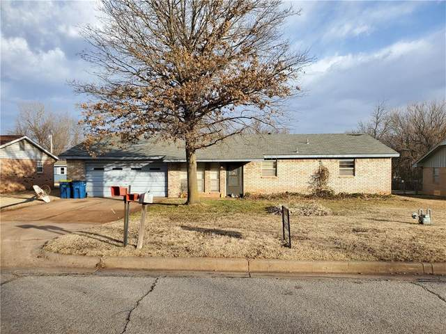 214 W 29th Avenue, Stillwater, OK 74074 (MLS #941323) :: Homestead & Co