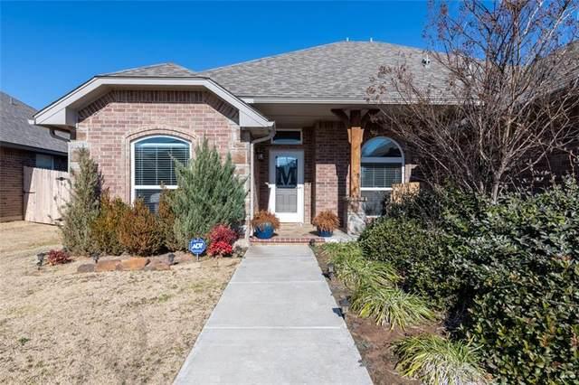 921 SW 140th Street, Oklahoma City, OK 73170 (MLS #941336) :: Homestead & Co