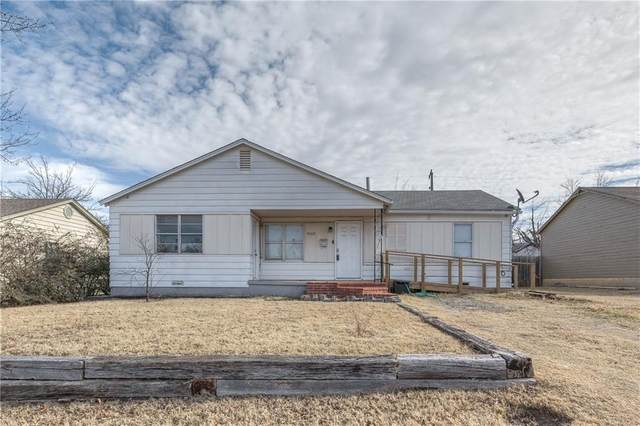5508 N Donald Avenue, Warr Acres, OK 73122 (MLS #941363) :: The UB Home Team at Whittington Realty
