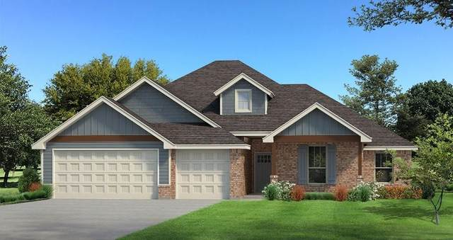 4901 Highgarden Avenue, Edmond, OK 73007 (MLS #941368) :: Homestead & Co