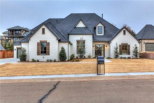 2309 Old Creek Road, Edmond, OK 73034 (MLS #941374) :: Homestead & Co