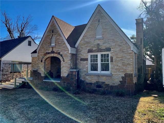 3024 NW 24th Street, Oklahoma City, OK 73107 (MLS #941379) :: Homestead & Co