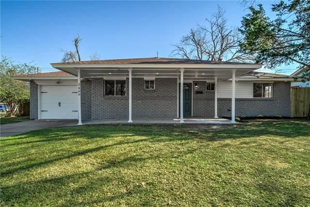 2400 S Mansfield Street, Oklahoma City, OK 73115 (MLS #941380) :: Homestead & Co