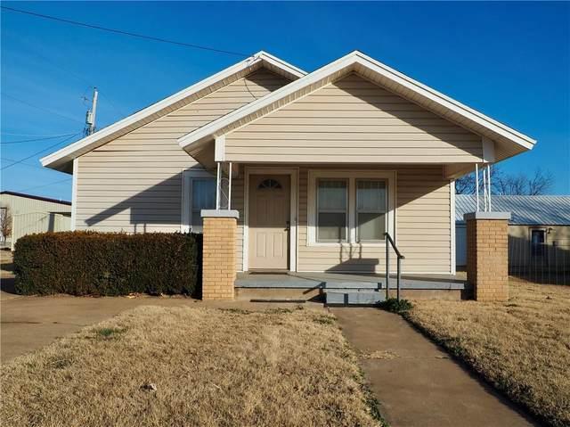 618 N Peck Avenue, Hydro, OK 73048 (MLS #941383) :: ClearPoint Realty