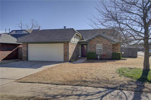 2300 Newman Street, Norman, OK 73071 (MLS #941385) :: Erhardt Group at Keller Williams Mulinix OKC