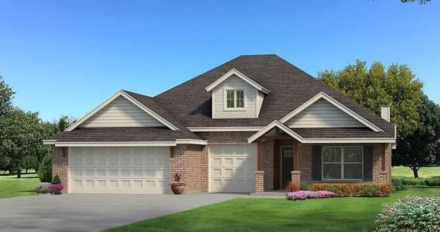 5008 Highgarden Avenue, Edmond, OK 73007 (MLS #941387) :: Homestead & Co