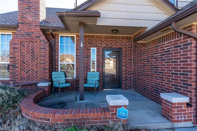 1232 SW 133rd Place, Oklahoma City, OK 73170 (MLS #941390) :: Erhardt Group at Keller Williams Mulinix OKC