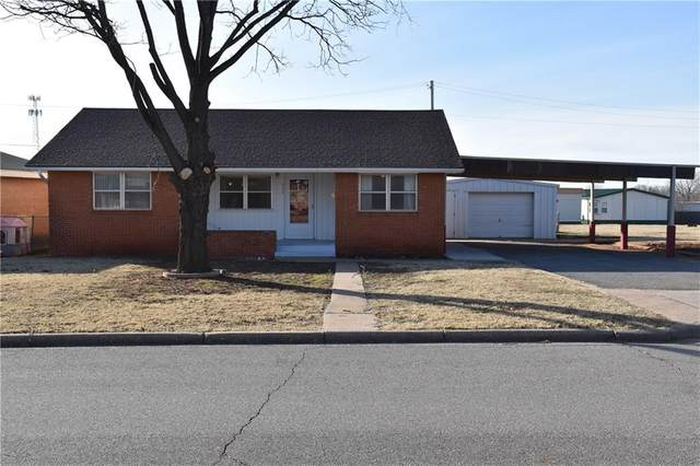 430 S 19th Street, Clinton, OK 73601 (MLS #941393) :: KG Realty