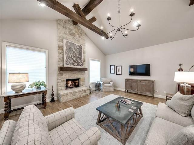 5505 Inverary Drive, Edmond, OK 73025 (MLS #941394) :: Homestead & Co