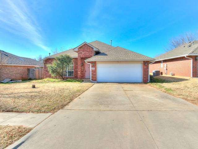 4032 Bald Eagle, Norman, OK 73072 (MLS #941404) :: Erhardt Group at Keller Williams Mulinix OKC