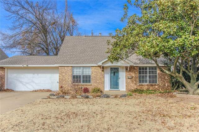 1533 Canterbury Street, Norman, OK 73069 (MLS #941410) :: Erhardt Group at Keller Williams Mulinix OKC