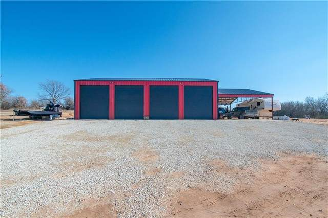 301571 E 1620 Rd Road, Foster, OK 73434 (MLS #941411) :: Homestead & Co