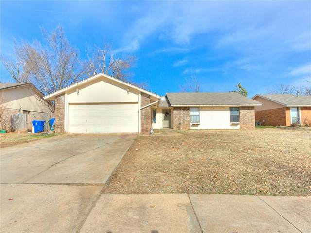 2123 Teresa Drive, Norman, OK 73071 (MLS #941418) :: Erhardt Group at Keller Williams Mulinix OKC