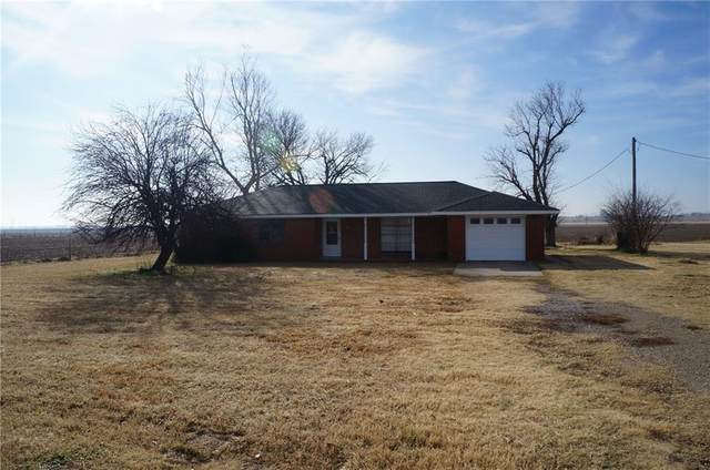 27444 E County Road 1520, Pauls Valley, OK 73075 (MLS #941428) :: Homestead & Co