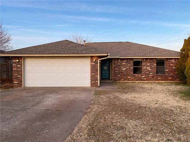 2309 Paul Court, Norman, OK 73071 (MLS #941431) :: Erhardt Group at Keller Williams Mulinix OKC
