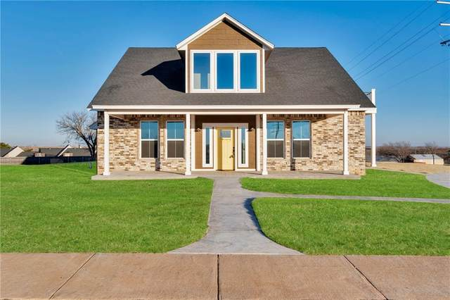 114 Clubhouse Drive, Elk City, OK 73644 (MLS #941432) :: KG Realty