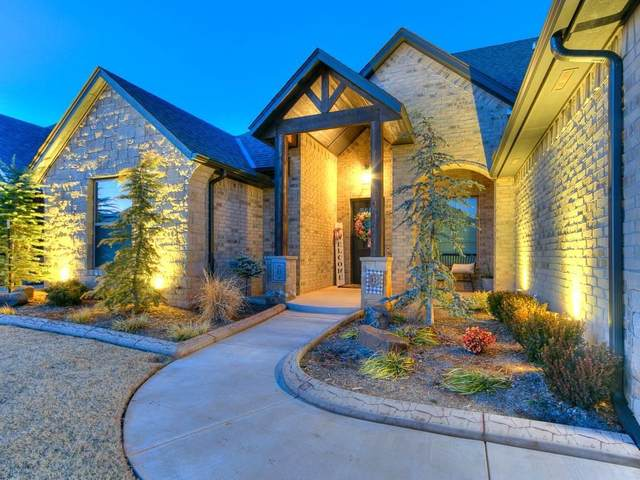 11517 SW 58th Street, Mustang, OK 73064 (MLS #941436) :: Your H.O.M.E. Team
