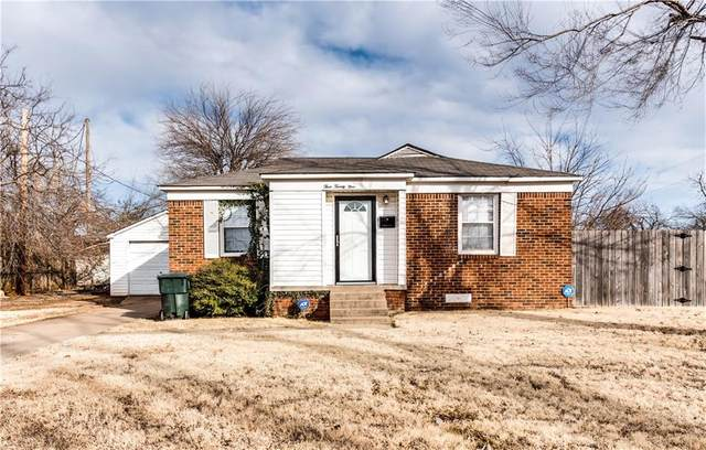 329 E Ercoupe Drive, Midwest City, OK 73110 (MLS #941437) :: Your H.O.M.E. Team