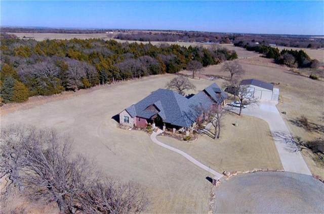 560 Wye Track, Guthrie, OK 73044 (MLS #941442) :: Your H.O.M.E. Team