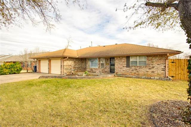 6900 Saint Marys Place, Oklahoma City, OK 73132 (MLS #941444) :: Homestead & Co