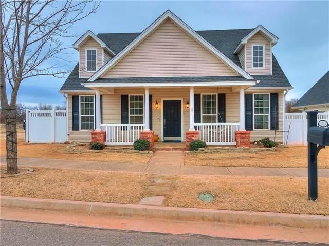 3401 Chardonnay Lane, Norman, OK 73071 (MLS #941471) :: Homestead & Co