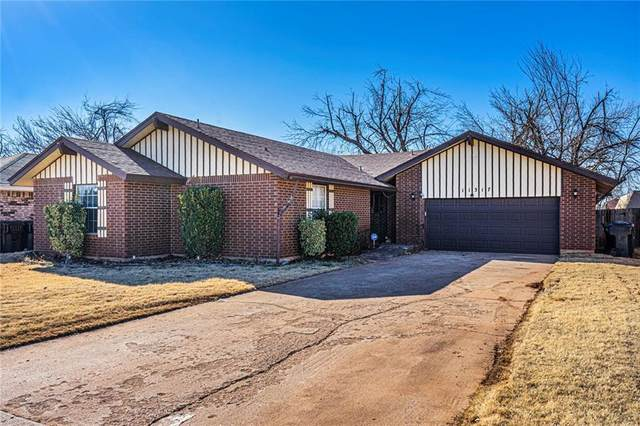 11317 N Florida Avenue, Oklahoma City, OK 73120 (MLS #941474) :: Erhardt Group at Keller Williams Mulinix OKC