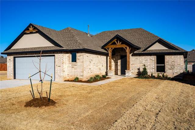 1809 W Blake Way, Mustang, OK 73064 (MLS #941481) :: Homestead & Co