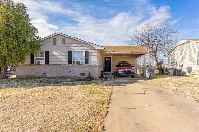 902 SW G Avenue, Lawton, OK 73505 (MLS #941486) :: Homestead & Co