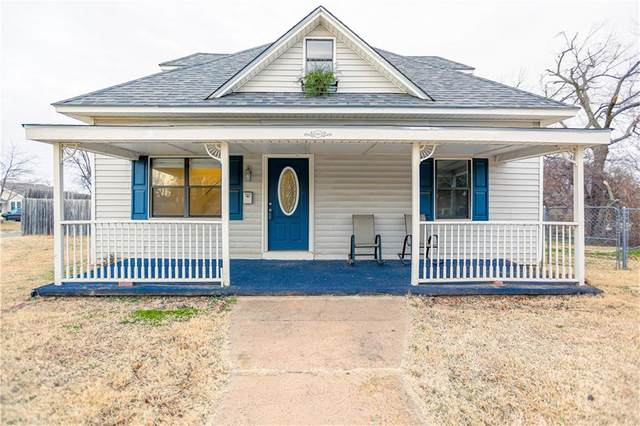 1601 S 10th Street, Chickasha, OK 73018 (MLS #941488) :: ClearPoint Realty