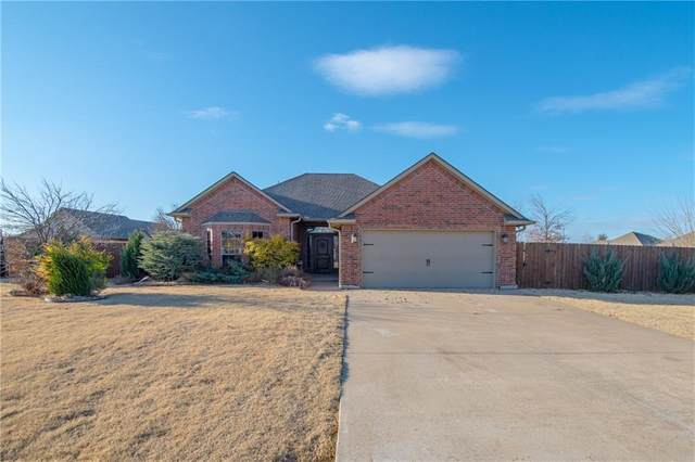 3621 Remington Place Road, Norman, OK 73072 (MLS #941493) :: The UB Home Team at Whittington Realty