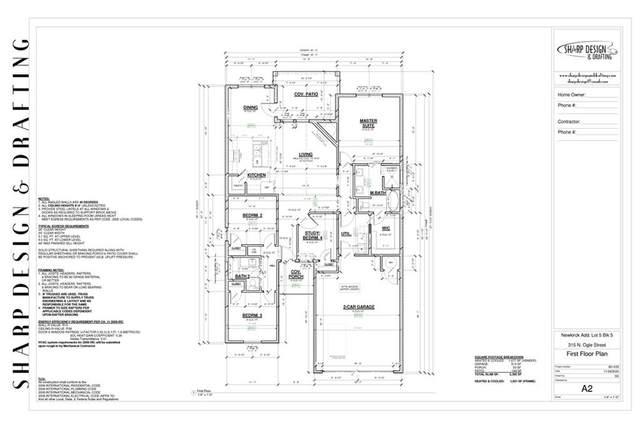 325 N Ogle Street, Arcadia, OK 73007 (MLS #941499) :: Homestead & Co
