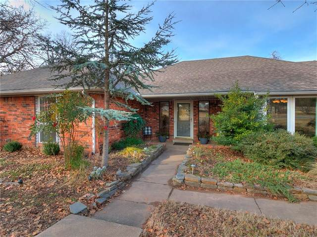 3611 Southwestern Drive, Edmond, OK 73034 (MLS #941503) :: Erhardt Group at Keller Williams Mulinix OKC