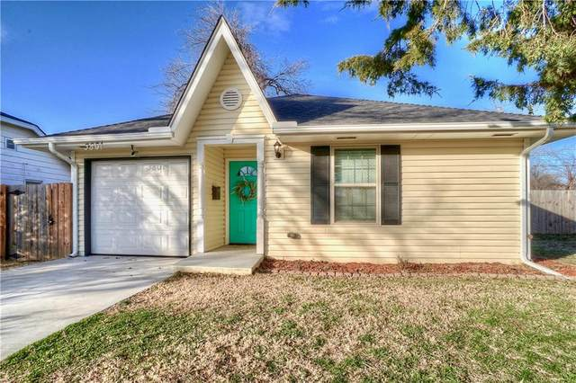 3801 NW 14th Street, Oklahoma City, OK 73107 (MLS #941514) :: Erhardt Group at Keller Williams Mulinix OKC
