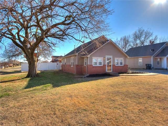 234 SE 1st Street, Moore, OK 73160 (MLS #941520) :: Homestead & Co
