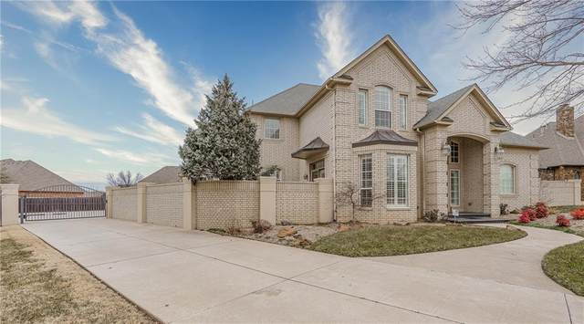 2309 Tuttington Circle, Oklahoma City, OK 73170 (MLS #941524) :: KG Realty