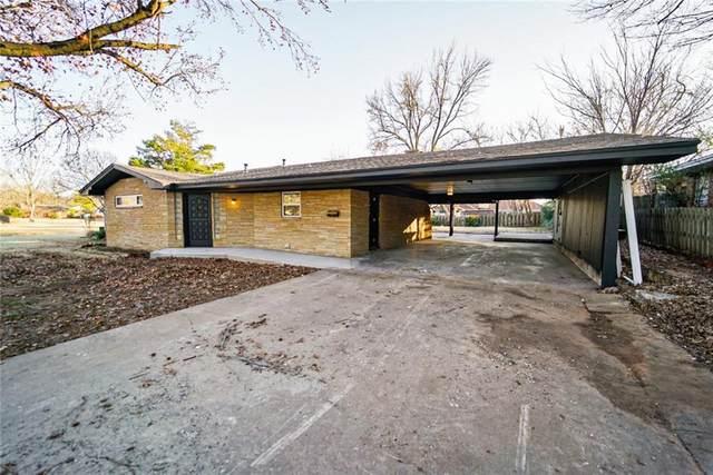 1404 Wisteria Avenue, Duncan, OK 73533 (MLS #941526) :: Maven Real Estate