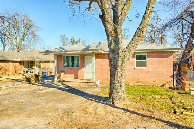 4710 N Central Road, Bethany, OK 73008 (MLS #941544) :: Homestead & Co