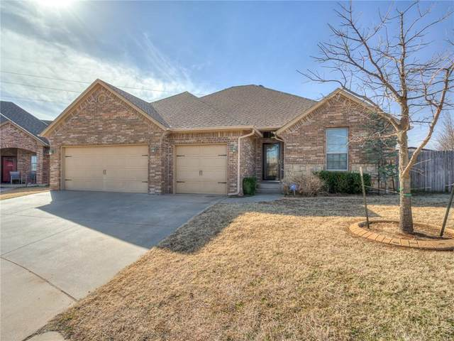 4829 SW Granite Drive, Oklahoma City, OK 73179 (MLS #941548) :: Homestead & Co