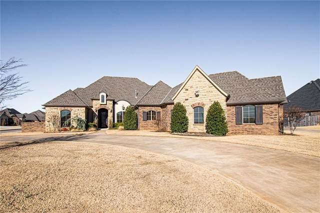1309 Sand Plum Drive, Moore, OK 73160 (MLS #941554) :: Homestead & Co