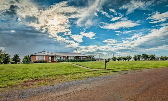 10595 N 1970 Road, Elk City, OK 73644 (MLS #941562) :: The UB Home Team at Whittington Realty