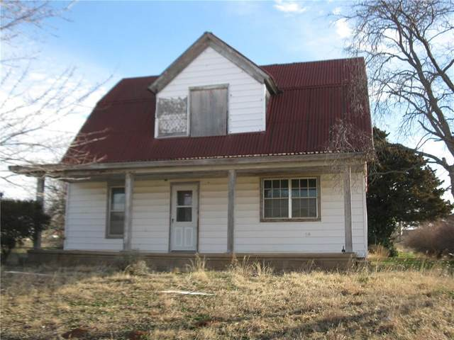 513 N 11th Street, Thomas, OK 73669 (MLS #941573) :: Homestead & Co