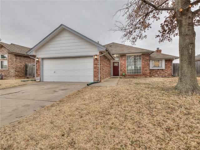 12920 S Robinson Avenue, Oklahoma City, OK 73170 (MLS #941576) :: Homestead & Co