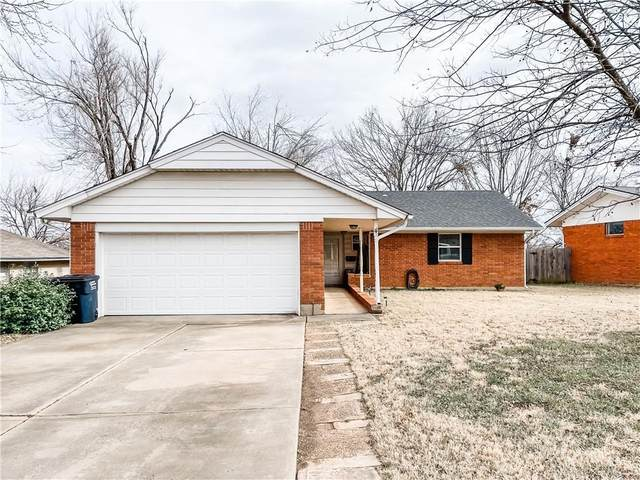 4 Seneca Drive, Shawnee, OK 74801 (MLS #941577) :: Homestead & Co