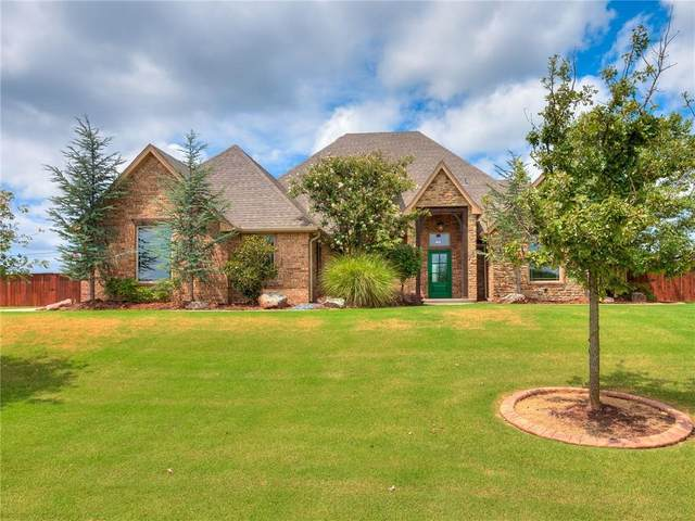 11601 Milano Road, Oklahoma City, OK 73173 (MLS #941596) :: ClearPoint Realty