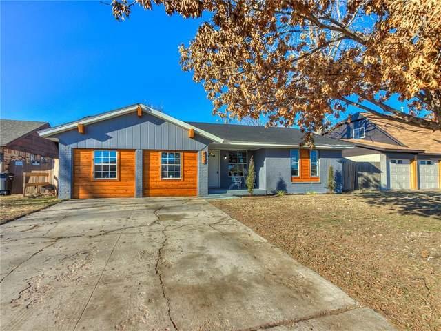 837 N Markwell Street, Moore, OK 73160 (MLS #941602) :: Homestead & Co