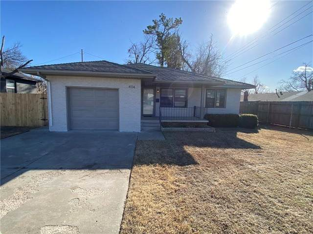 4114 NW 50th Street, Oklahoma City, OK 73112 (MLS #941604) :: Homestead & Co