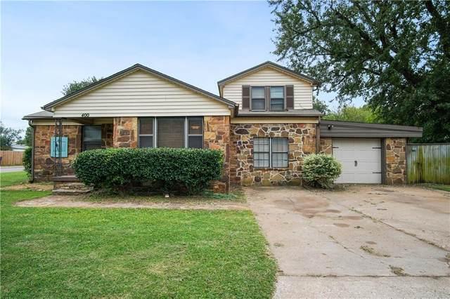 400 W Main Street, Edmond, OK 73003 (MLS #941650) :: Homestead & Co