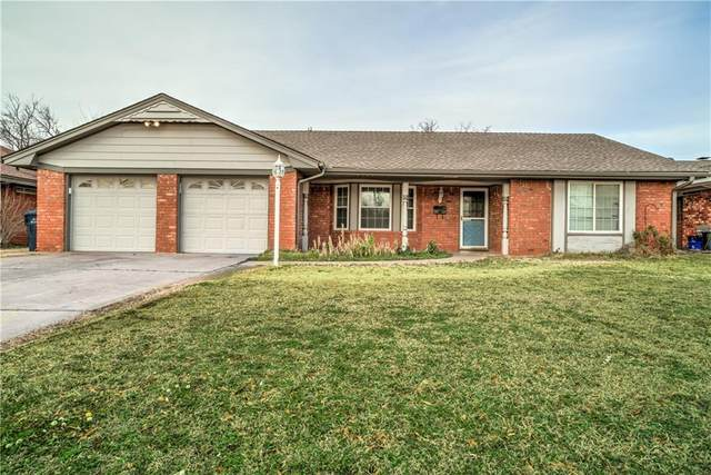 5721 NW 87th Street, Oklahoma City, OK 73132 (MLS #941651) :: Homestead & Co