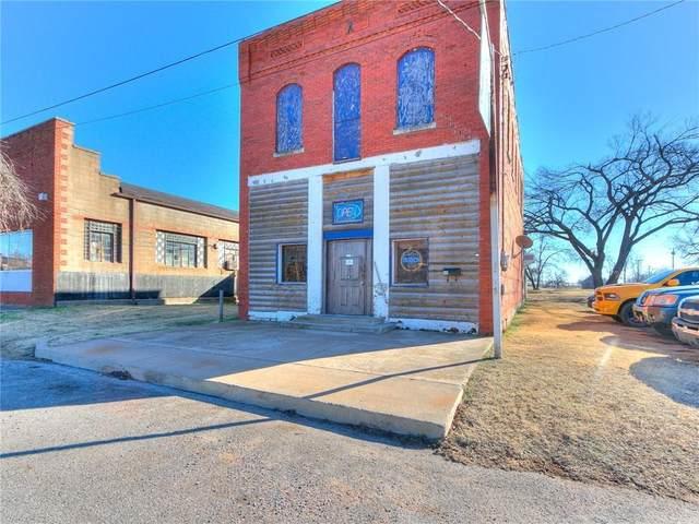 517 W Oklahoma, Guthrie, OK 73044 (MLS #941654) :: ClearPoint Realty