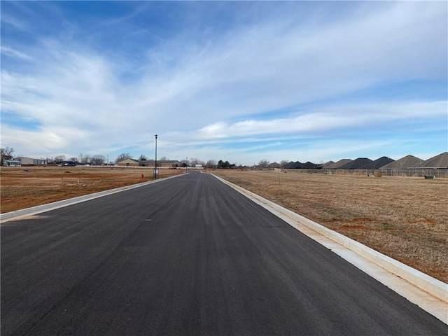 2706 Cloud Nine Circle, Weatherford, OK 73096 (MLS #941676) :: Homestead & Co